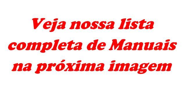 Manual De Instruções Torno Mascote Nardini 350 - Foto 3