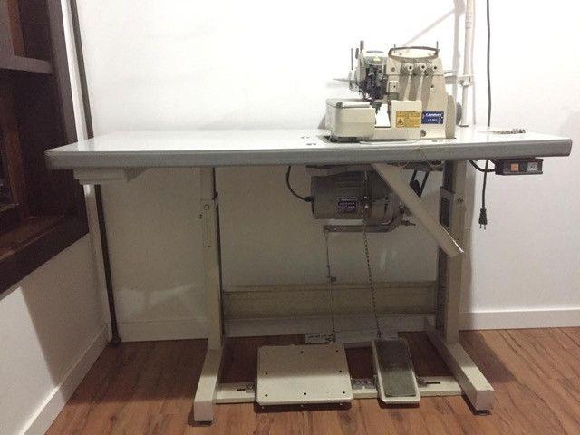 Máquina Overloque Industrial e Reta Industrial - Foto 2