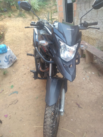 Moto xre 190  - Foto 2