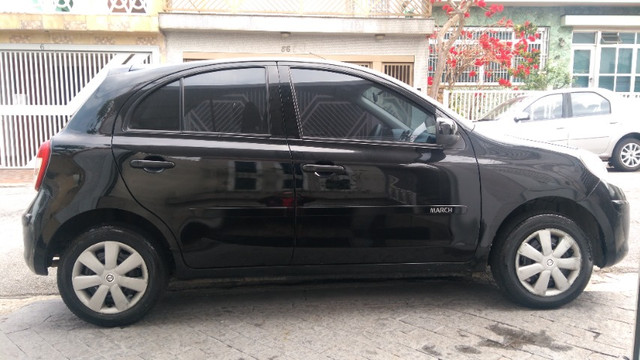 Nissan March S 1.6 2013 18.400 + Débitos Oportunidade !!!!!!!!!!!!! - Foto 6