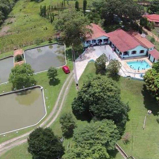 Magnífica Chácara no Bairro Melos, Em Piranguçu, com 5.000 m² e Lazer Fantástico! - Foto 3