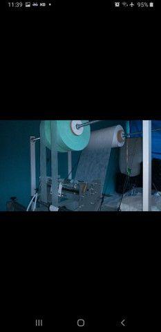 máquina dfazer fraldas descartáveis infantil e geriátricas