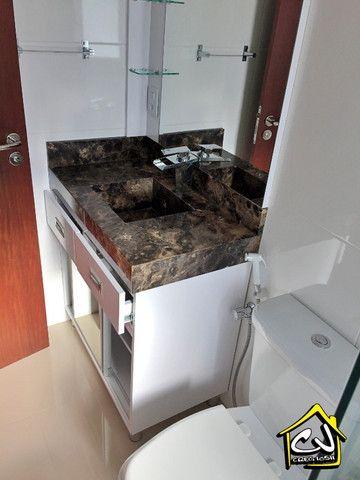 Apartamento c/ 3 Quartos - 2 Vagas - Mobiliado - Linda Vista Rio - Foto 19