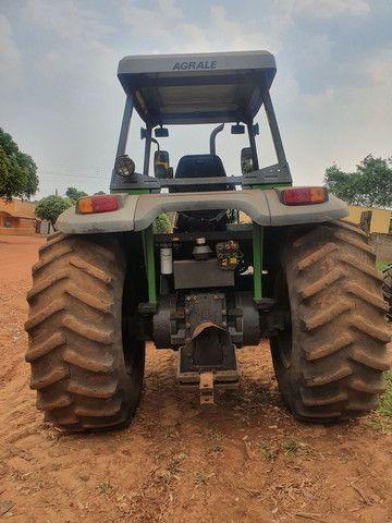 Trator agrale BX 6180 2013<br> - Foto 4