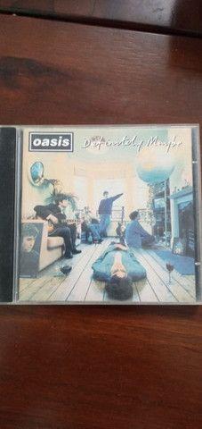 CDs Oasis