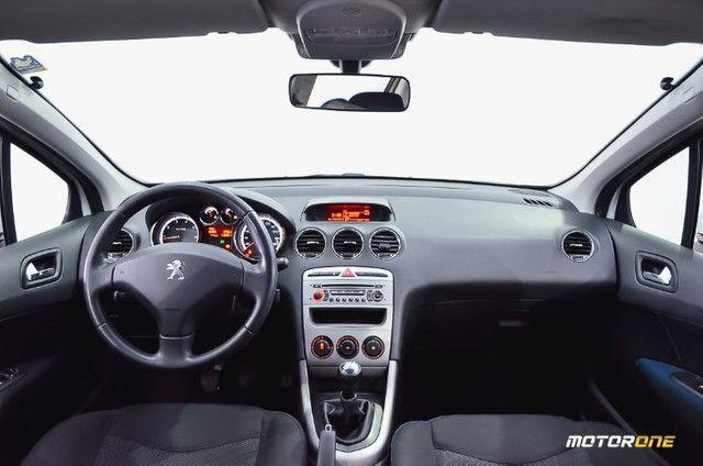 Peugeot 308 Active Flex 1.6 Único Dono Todas as Revisões na Autorizada Placa i Manual - Foto 7