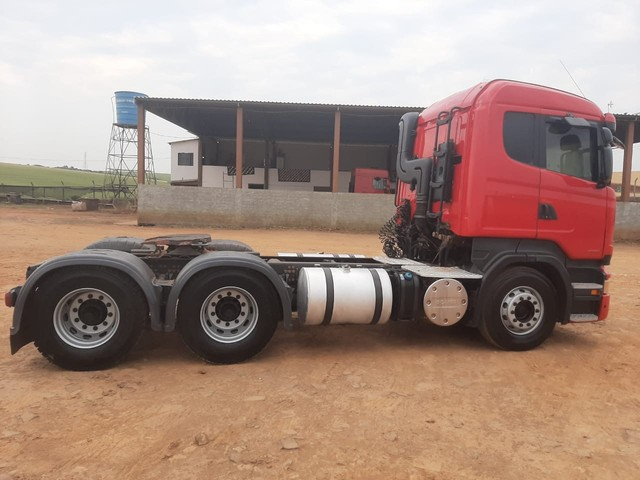 Scania R-440 6x4 2014 Único dono - Foto 4