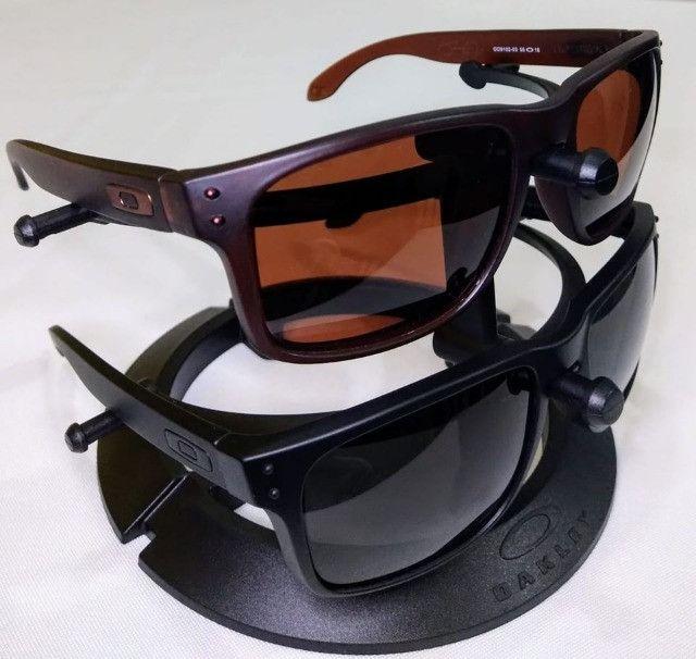 Óculos de Sol Holbrook Polarizado Masculino Promoção - Foto 2