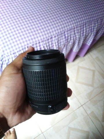 Lente Nikon 55-200 - Foto 3