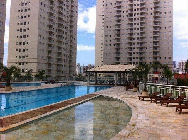 Apartamento para venda com 84 metros quadrados com 3 quartos em Marapé - Santos - SP - Foto 6