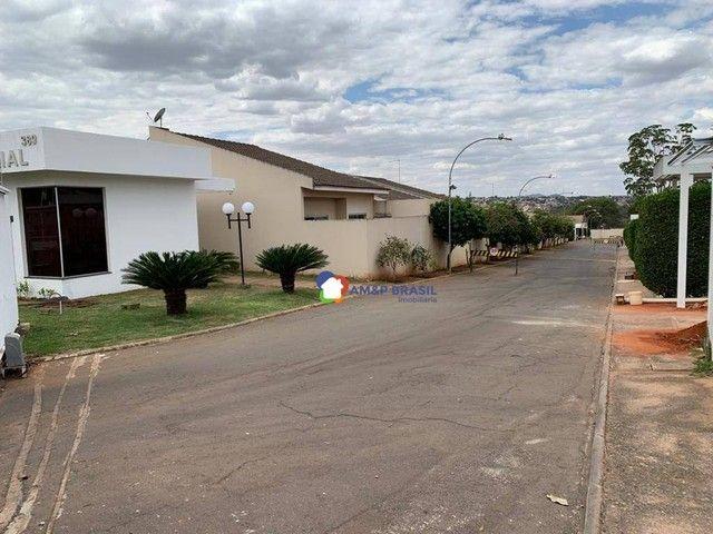 Casa em Condomínio Fechado com 3 dormitórios à venda, 280 m² por R$ 420.000 - Jardim Novo  - Foto 2