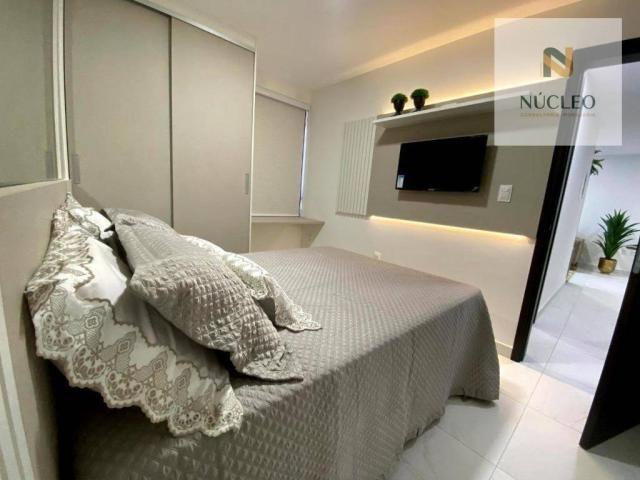 Apartamento com 3 dormitórios à venda, 74 m² por R$ 324.900,00 - Expedicionários - João Pe - Foto 9