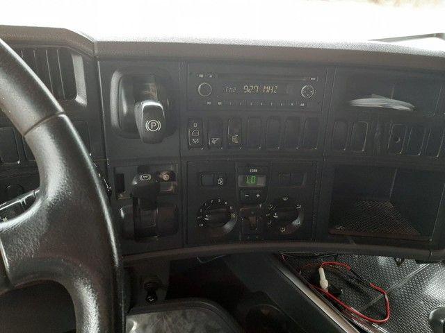 Scania R-440 6x4 2014 Único dono - Foto 6