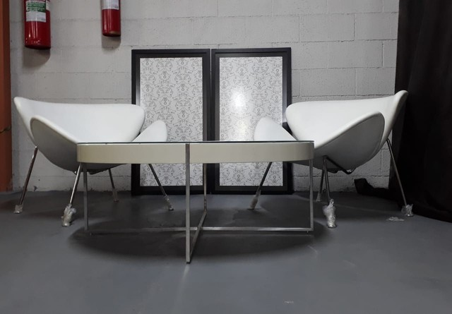 Mesa e poltronas - Foto 2