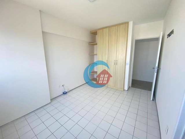 Apartamento com 4 quartos para alugar, 210 m² por R$ 6.500/mês - Casa Forte - Recife/PE - Foto 10