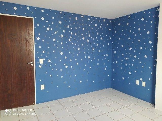 Apto 03 quartos sendo 1 suite, 02 vagas de garagem, piscina etc. - Foto 8