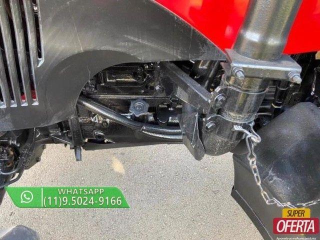 Trator Case Farmall 80 4x4 ano 15 - Foto 5