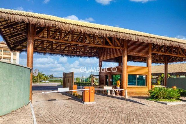 Apartamento com 1 dormitório para alugar, 39 m² por R$ 2.800/mês - Cumbuco - Caucaia/CE - Foto 11