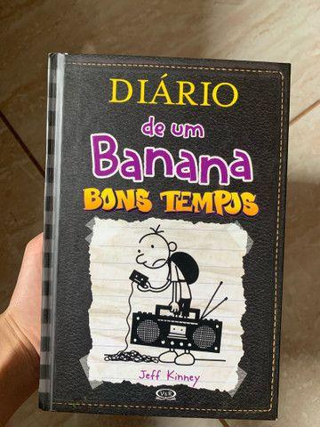 Box diário de um banana 1 ao 7+ livro volume 10 - Foto 2