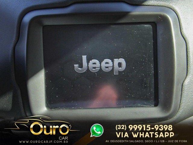 Jeep Renegade Longitude 1.8 4x2 Flex 16V Aut. 2019 *Impecável* Novíssimo* - Foto 11
