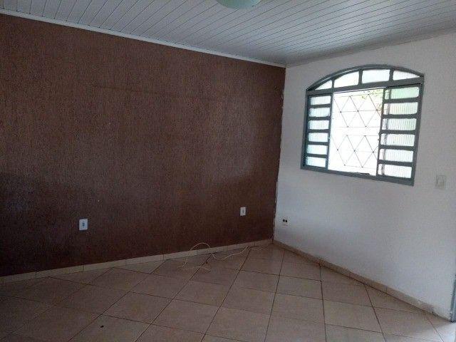 Casa 2 qtos, Jardim Zuleika, Rua Lorena, QD 15 , escriturado o terreno 300m² - Foto 8