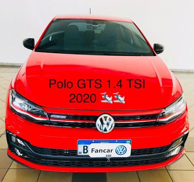 Polo GTS 1.4 TSI 2020 14.500 km único dono