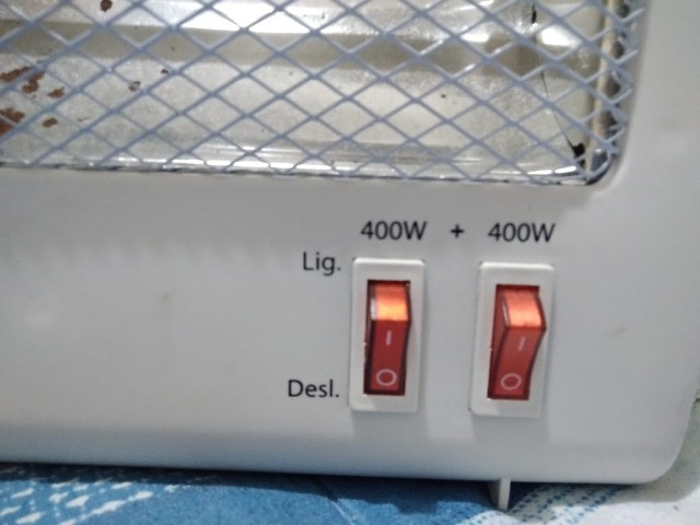 Aquecedor Halógeno Comfort Air, Mondial, A-09 - Foto 3