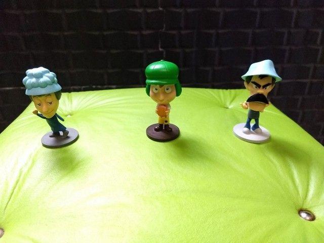Coleção completa de bonecos do chaves Bobs - Foto 4
