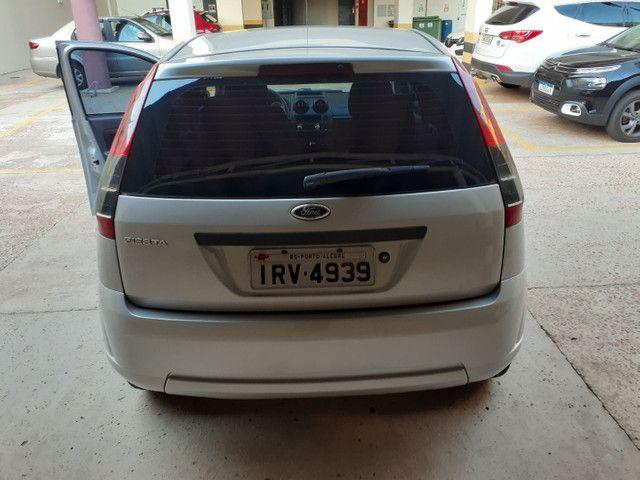 Fiesta 1.0 ano e modelo 2011 completo, IPVA 2021 PAGO - Foto 13