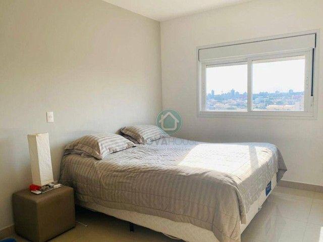 Apartamento à venda, 116 m² por R$ 1.170.000,00 - Vivenda do Bosque - Campo Grande/MS - Foto 16