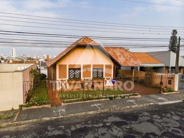 Casa à venda com 4 dormitórios em Neves, Ponta grossa cod:V5220