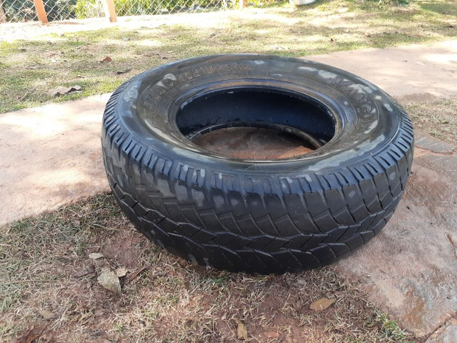 4 pneus 265/70/16