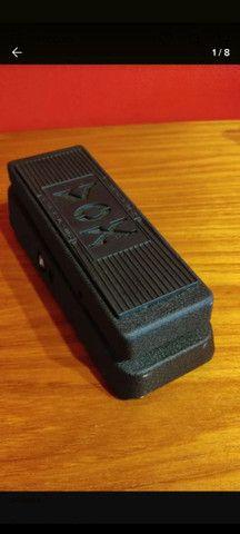 Pedal Wahwah Vox B845