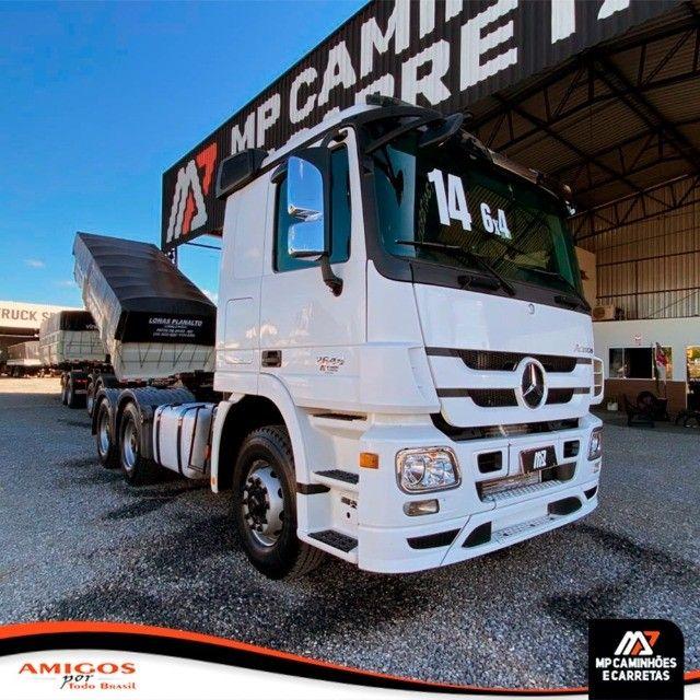 Cavalo Mecânico Mercedes-benz Mb 2646 - Foto 2