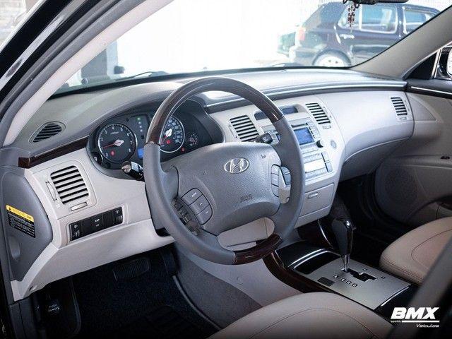 HYUNDAI AZERA 3.3 MPFI GLS SEDAN V6 24V GASOLINA 4P AUTOMÁTICO - Foto 13