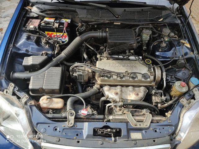 Vendo Honda Civic 2000 Manual - Foto 6