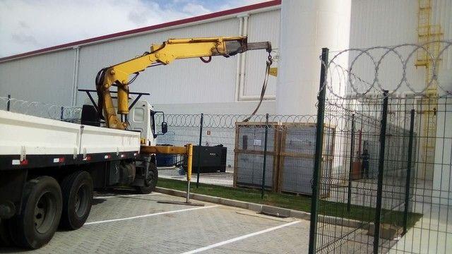 Caminhão munck de 20 ton Masal  - Foto 5