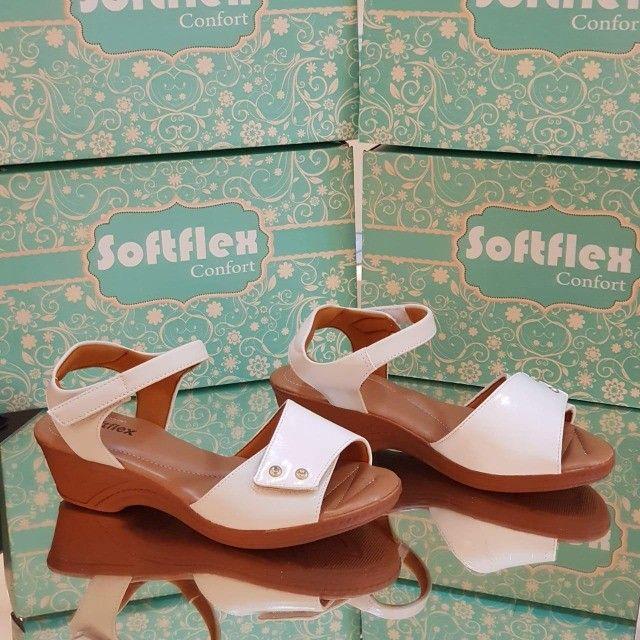 Sandália SoftFlex Confort - Foto 6