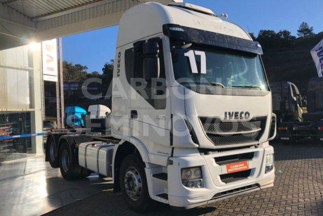 Iveco Hi Way 600S44 6X2, ano 2016/2017 - Foto 2
