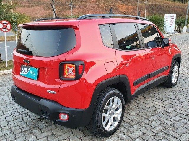 Jeep / Renegade Longitude 1.8 4x2 Automático Flex - Foto 4