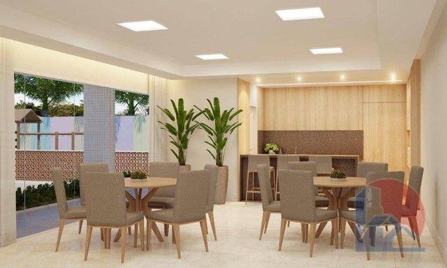 Apartamento à venda, 57 m² por R$ 221.900,00 - Bancários - João Pessoa/PB - Foto 17