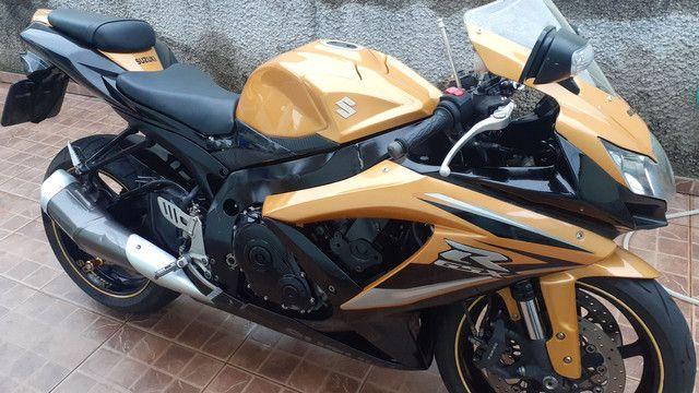 Suzuki GSX-R 750cc 30.000km - Foto 6
