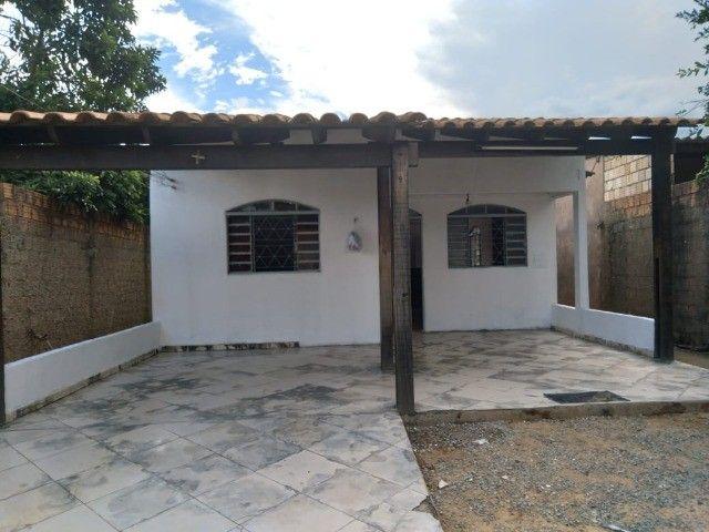 Casa 2 qtos, Jardim Zuleika, Rua Lorena, QD 15 , escriturado o terreno 300m² - Foto 4