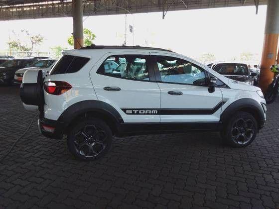 ECOSPORT 2019/2020 2.0 DIRECT FLEX STORM 4WD AUTOMÁTICO - Foto 10