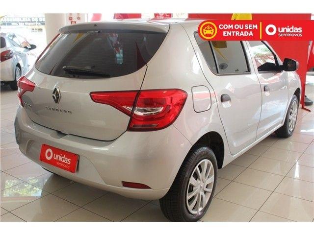 Renault Sandero 2021 1.0 12v sce flex life manual - Foto 5