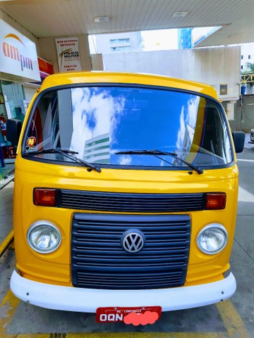Kombi furgão 1.4 flex Ano 2014  KM-123.200 Original - Foto 5