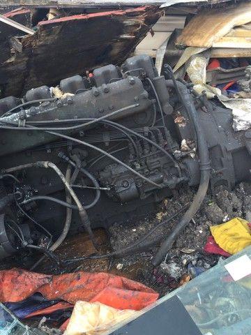 Motor O400 6 cilindros  - Foto 2