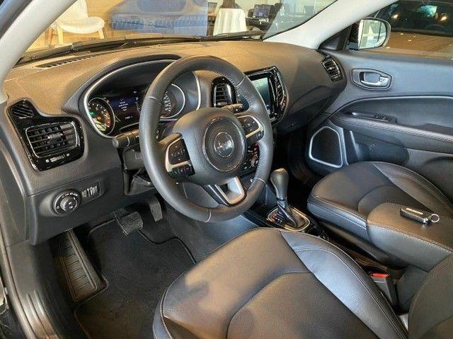 Jeep Compass Limited 2.0 Flex Automático 2020 - Foto 8