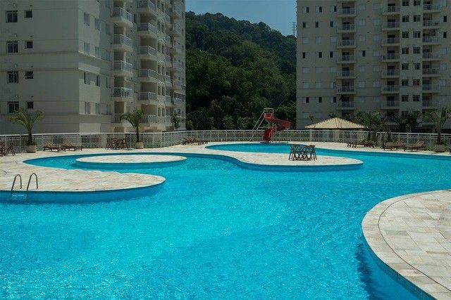 Apartamento para venda com 84 metros quadrados com 3 quartos em Marapé - Santos - SP - Foto 3