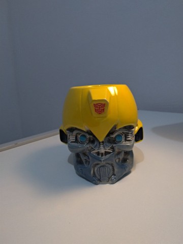 Caneca Transformers Bumblebee® Universal Studios Original